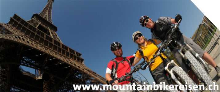 Mountainbikereise CH - Mountainbikereisen